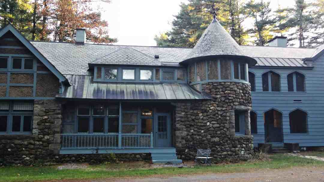 Yaddo art residency
