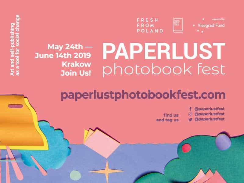 paperlust photobook fest 2019
