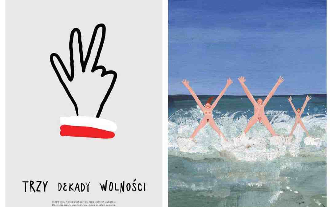 POLISH POSTERS: 30 YEARS OF FREEDOM