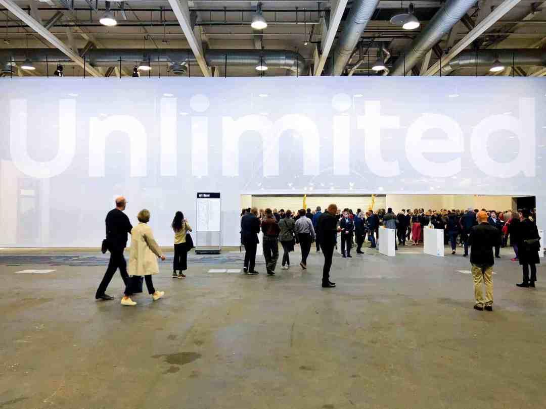 Unlimited, Art Basel 2019