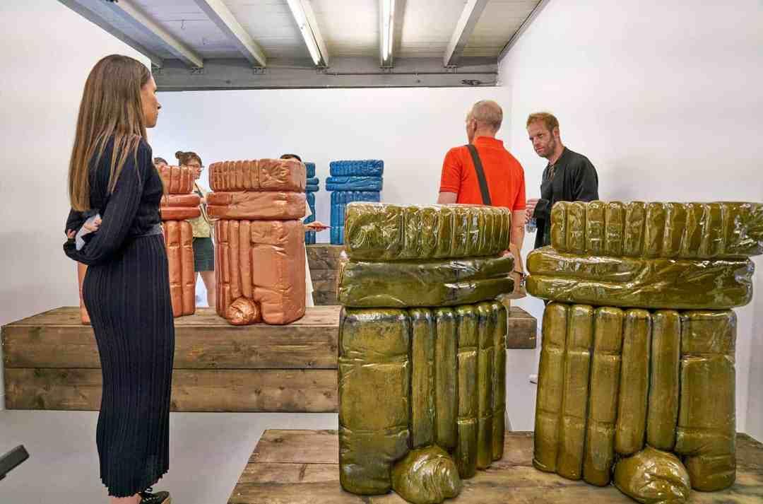 LISTE Art Fair 2018, Maria Bernheim Gallery.