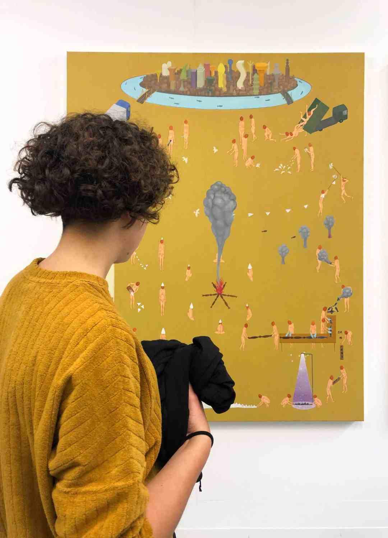 Proyectos Ultravioleta Gallery