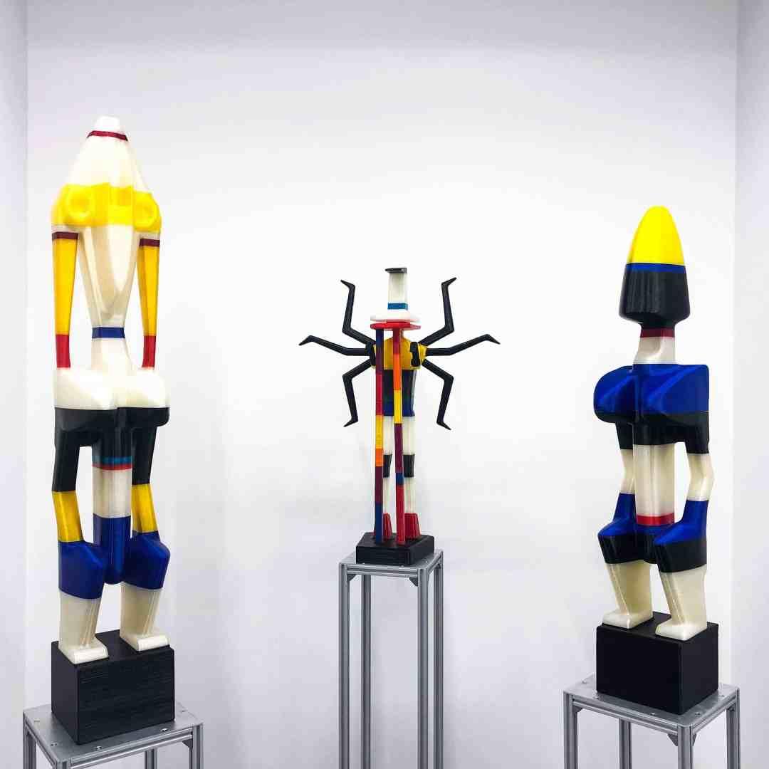 Raster Gallery, Janek Simon