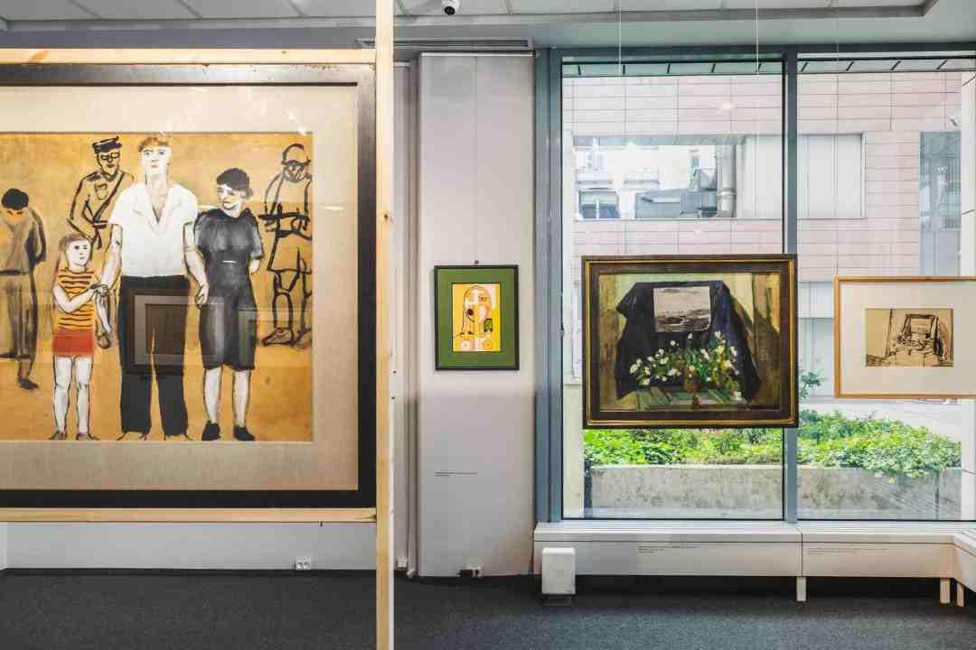 Andrzej Wróblewski, Collectors Show, Libra's Auction House