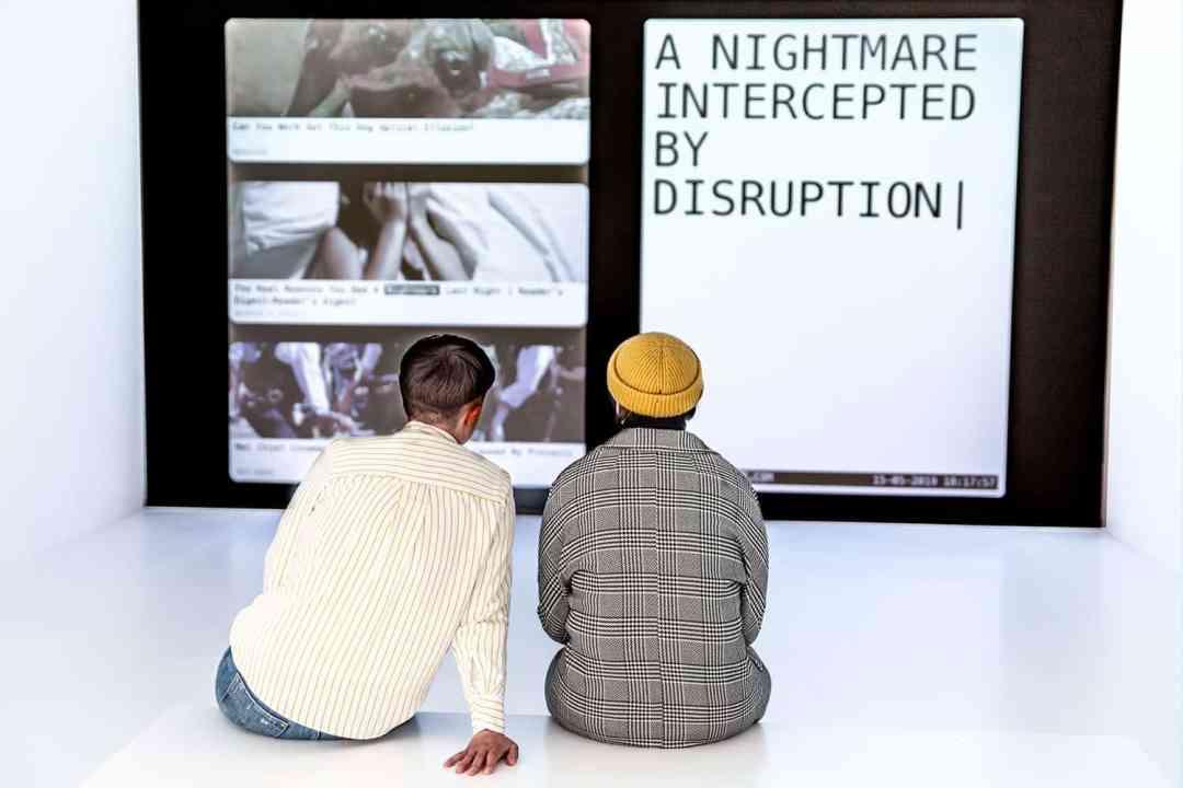 Wro Biennale 2019, PredictiveArtBot.com, Nicolas Maigret (FR), Maria Roszkowska (PL) & Jerome Saint-Clair,