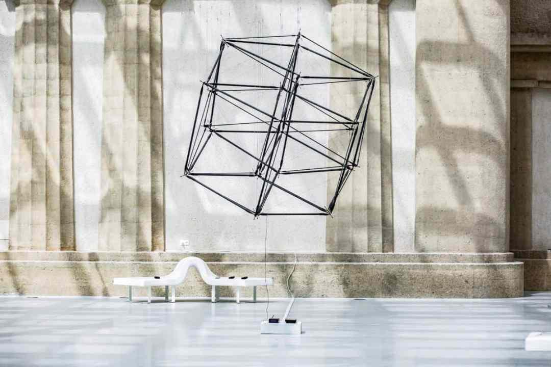Wro Biennale 2019, Space-Moere Project by ARTSAT x SIAF Lab /Akihiro Kubota, Katsuya Ishida, Daisuke Funato, Norimichi Hirakawa, Kei Komachiya,