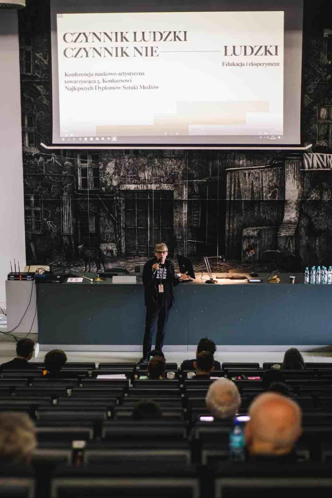 Wro Biennale 2019 , opening event, photo: Wojciech Chrubasik