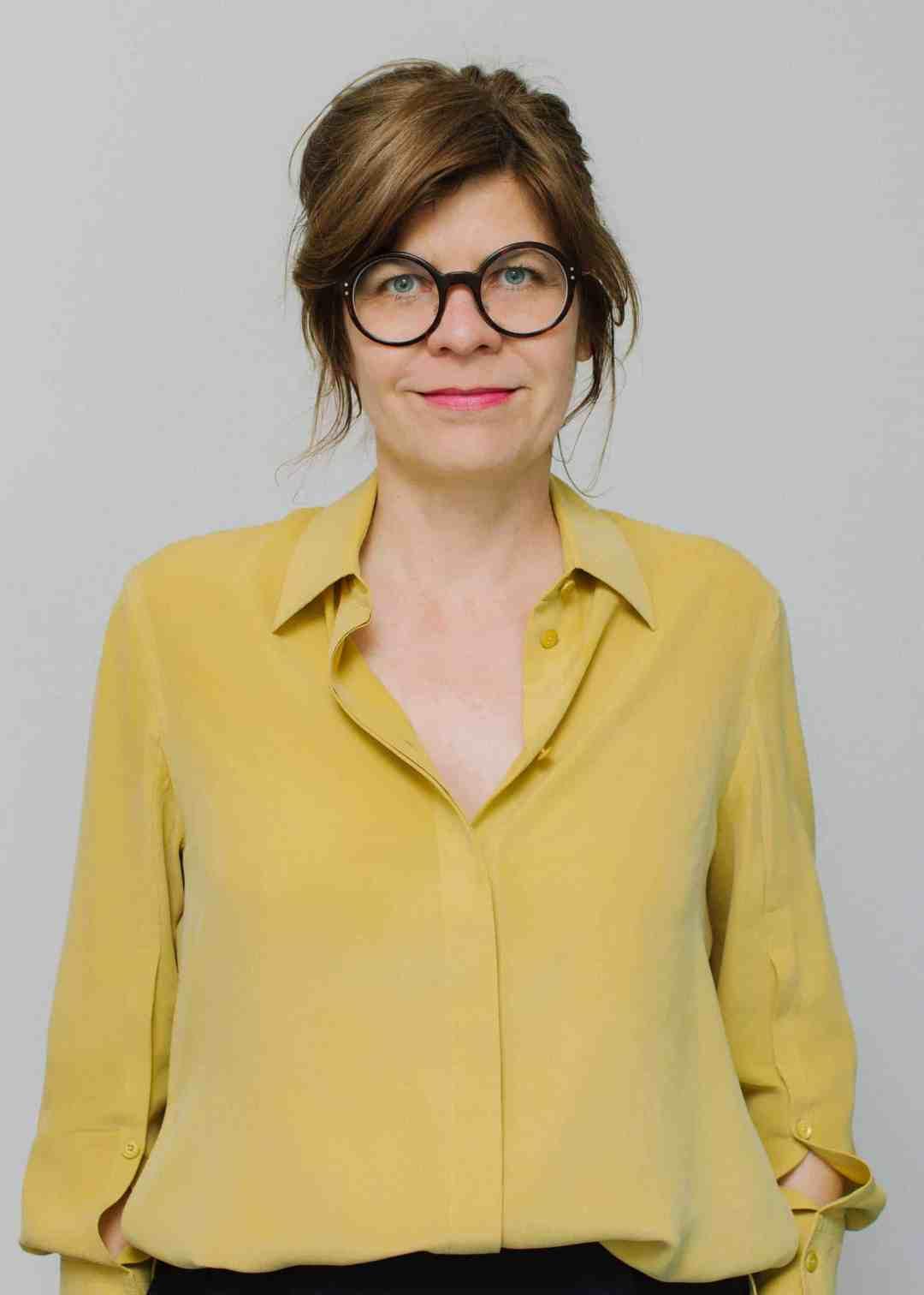 Joanna Kamm, photo: Diana Pfammatter