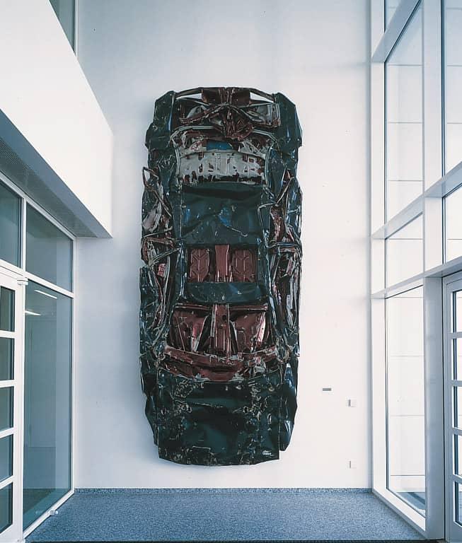 Cesar, Compression, 1991