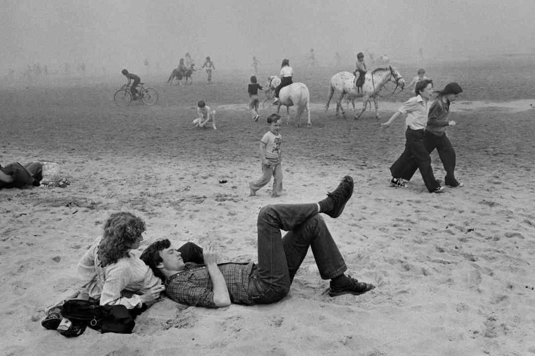 Whitley Bay, 1978 © Markéta Luskačová