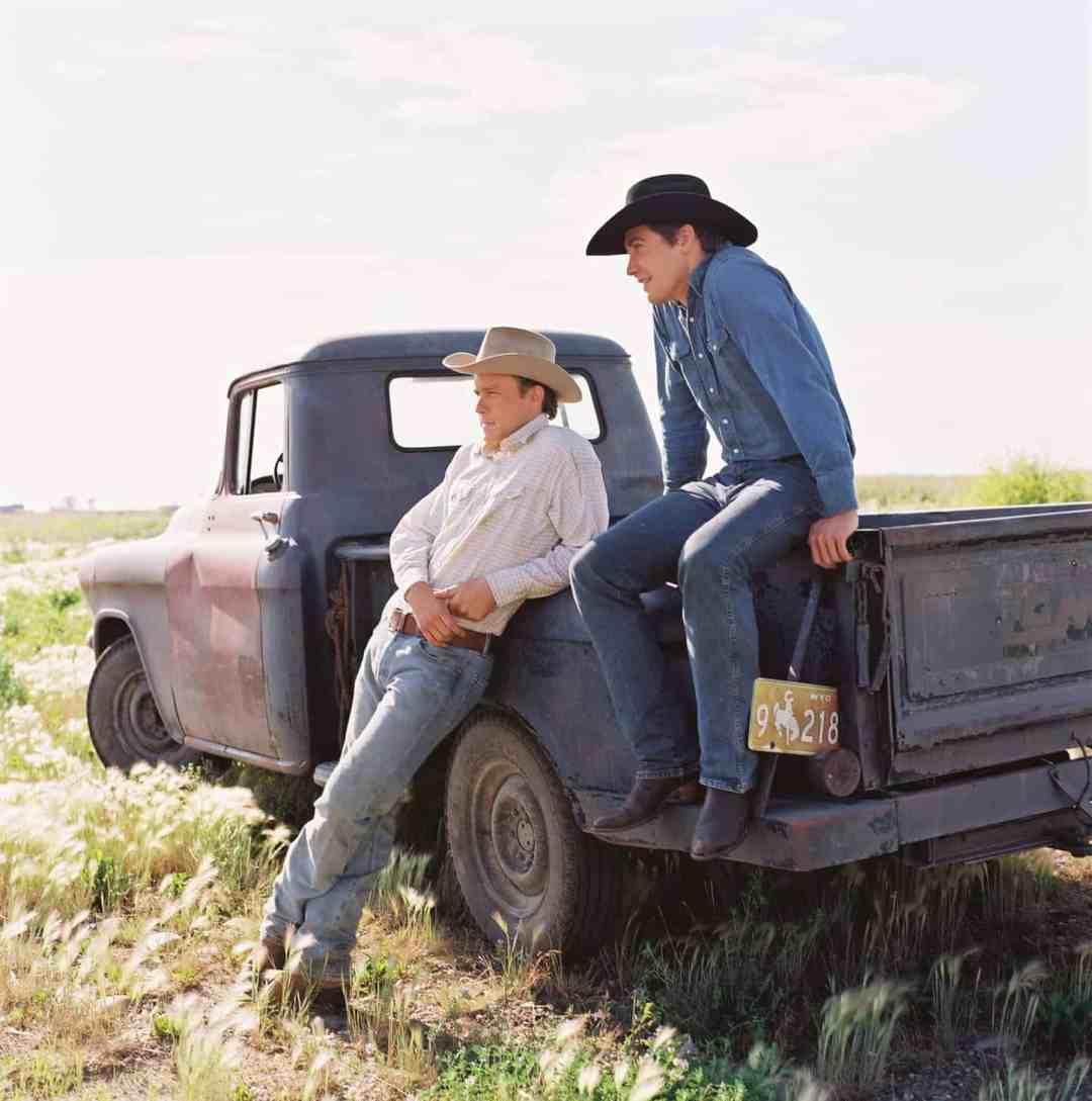 Brokeback Mountain, dir. Ang Lee, 2005.