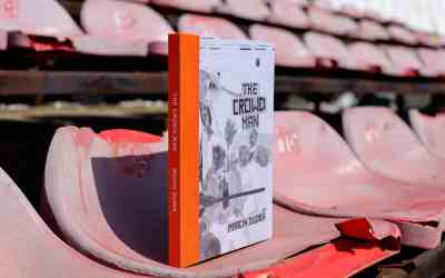 HOT OFF THE PRESS: VIOLENCE, FOOTBALL, THE ARCHITECTURE OF SPECTACLE