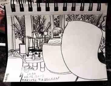 Mariusz Tarkawian Break my art event (10)