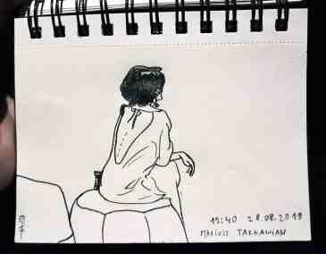 Mariusz Tarkawian Break my art event (4)
