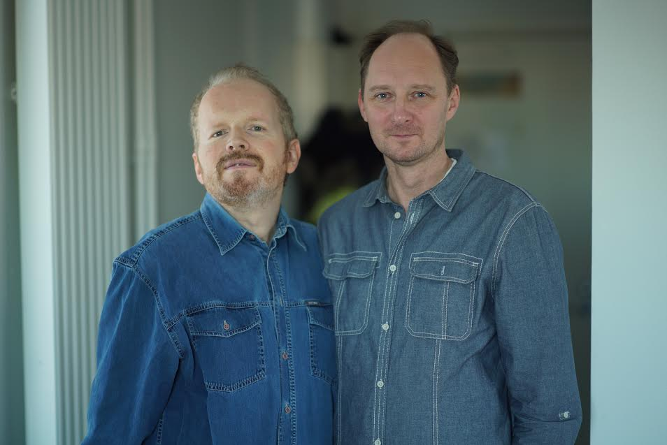 Paweł Leszkowicz and Tomasz Kitliński, the curators responsible for the 11th edition of the festival