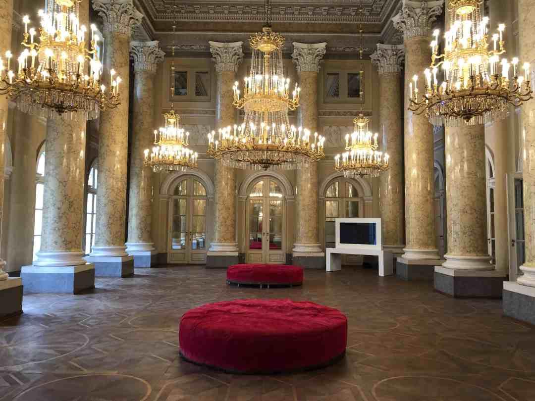 Collection Sanziany, at the Palais Rasumofsky, photo: Contemporary Lynx