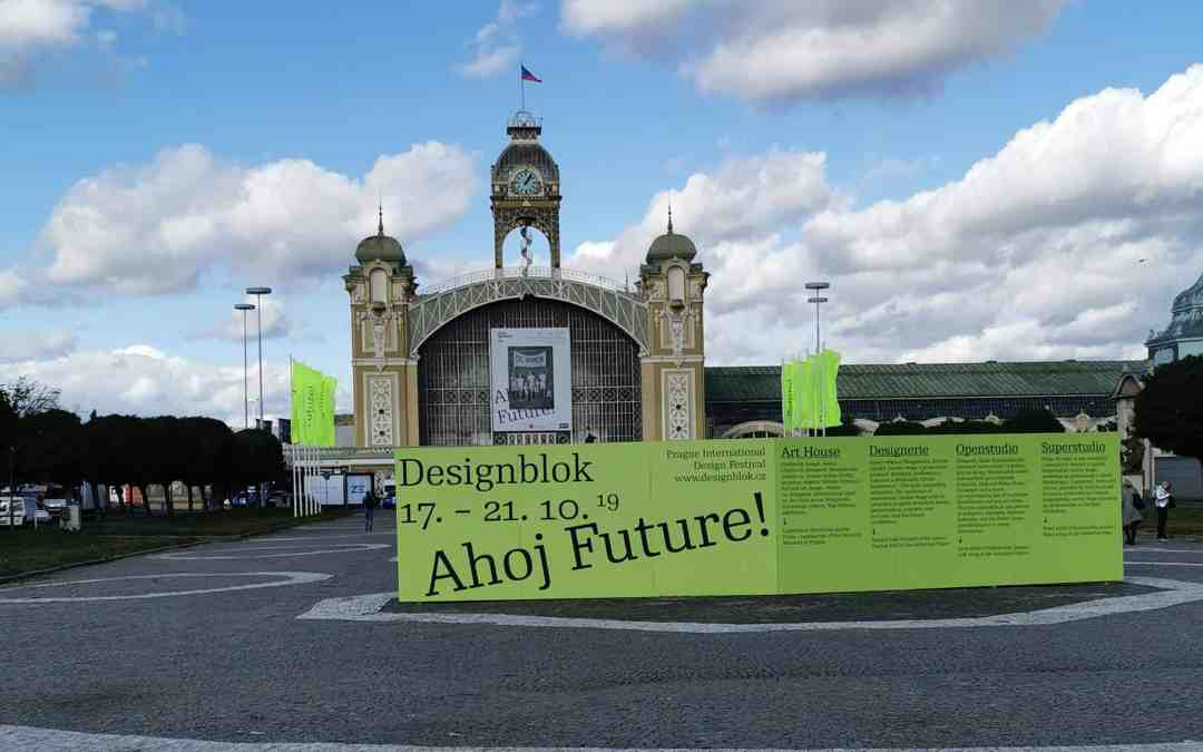 DESIGNBLOK 2019. WHAT DESIGN CAN DO FOR OUR BETTER FUTURE?