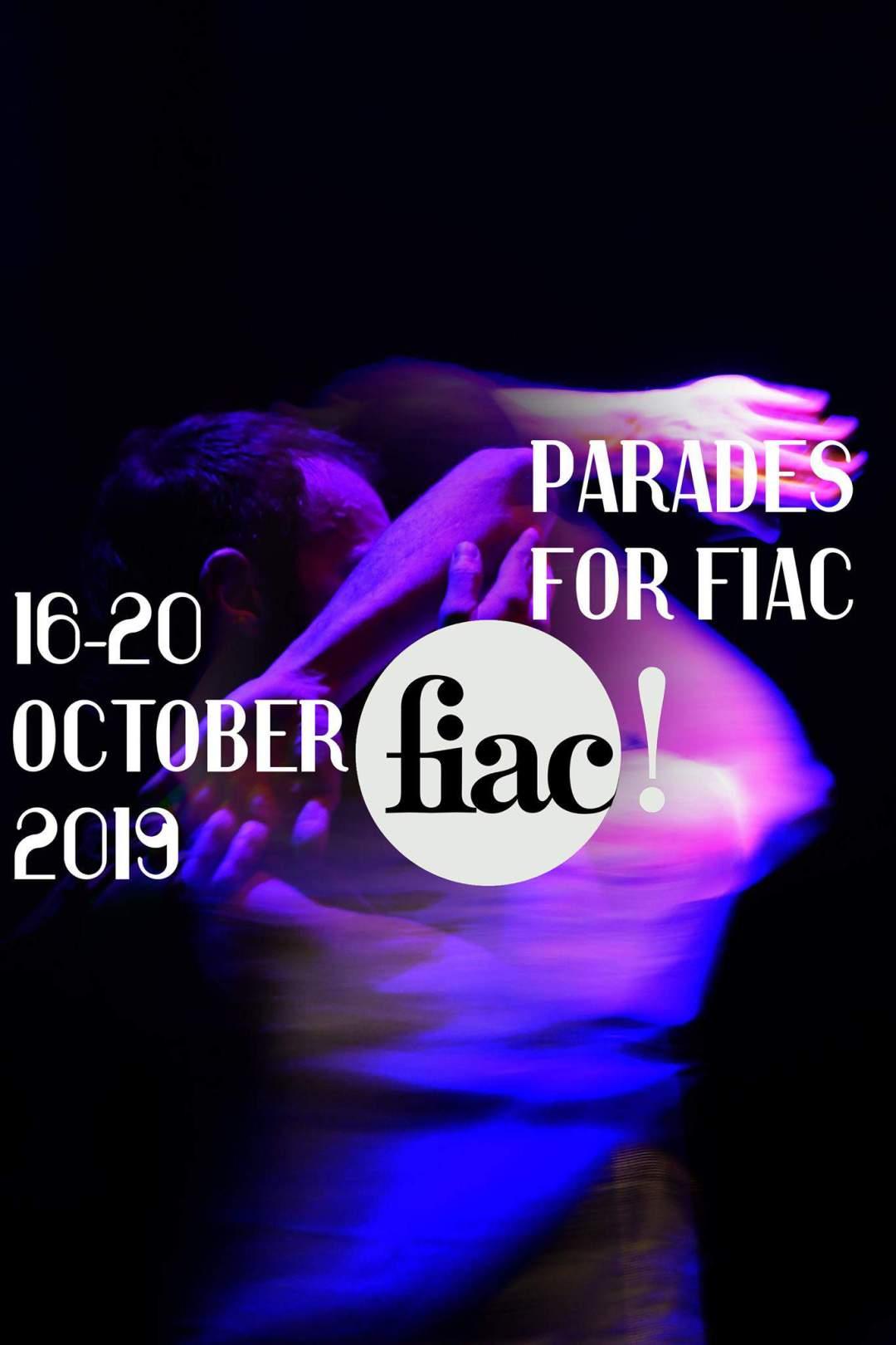 parades for fiac 2019