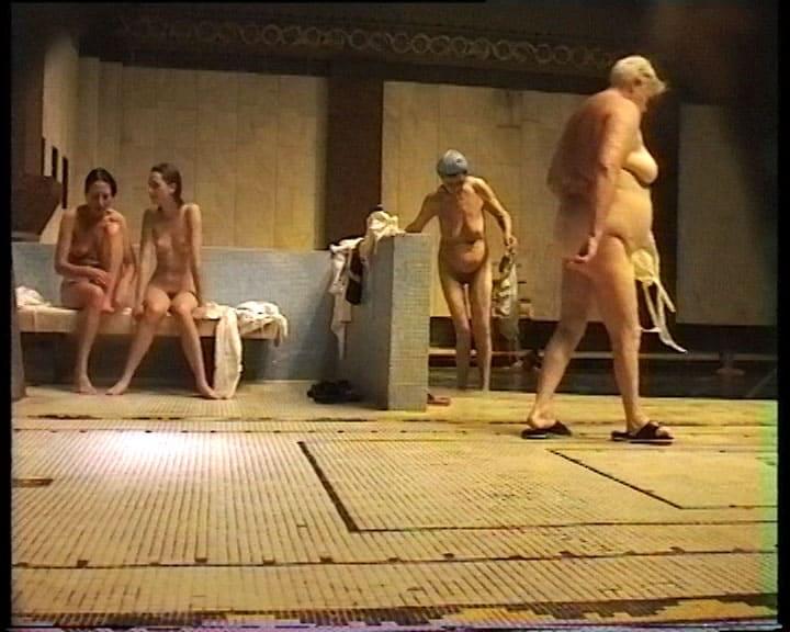 "Katarzyna Kozyra, ""Bathhouse"", The Katarzyna Kozyra Foundation, 1997"