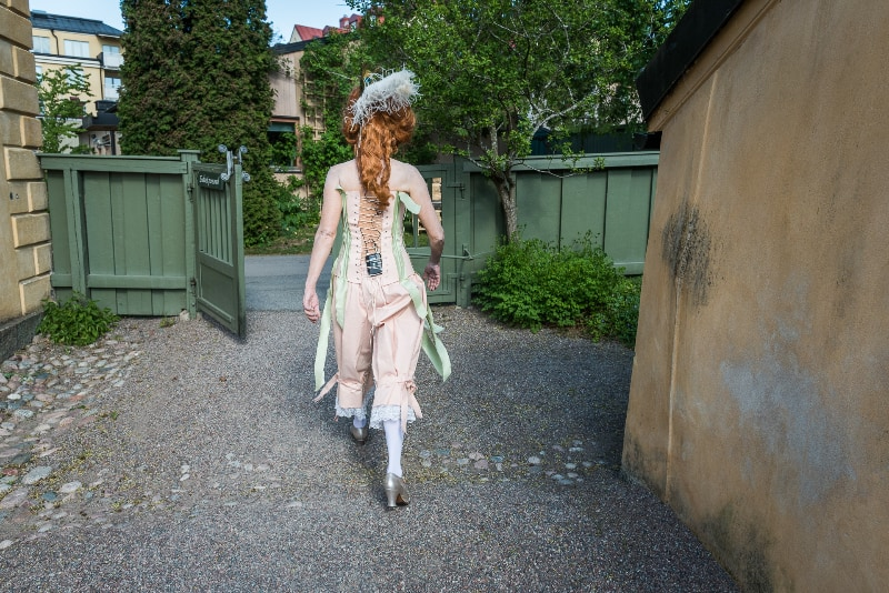 "Katarzyna Kozyra, ""A Dream of Linnaeus' Daughter"", photo by Katarzyna Szumska, 2018"