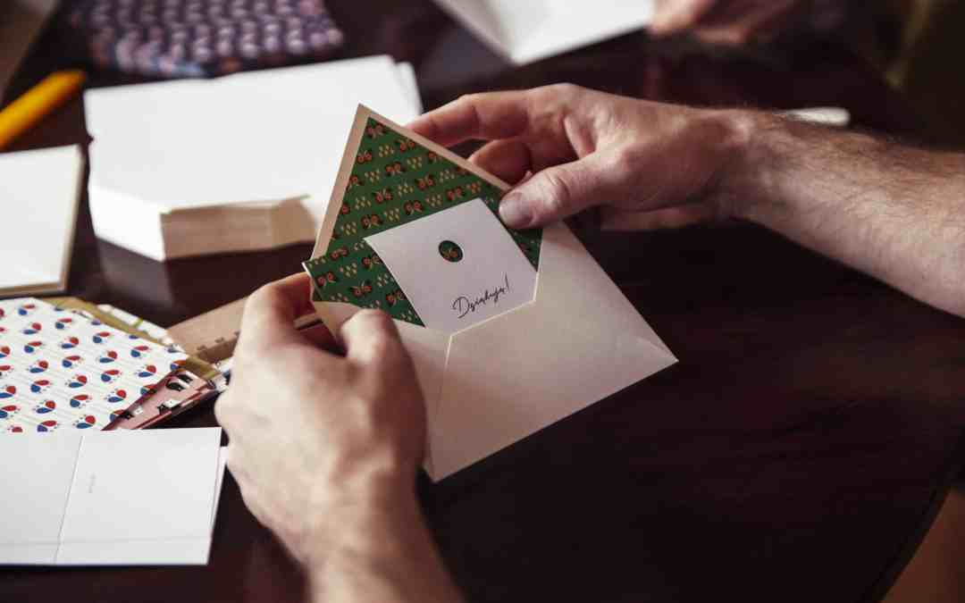 PAPEAR STATIONERY: SAY HELLO FROM YOUR STUDIO