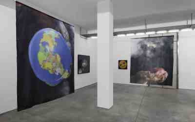 I CALL YOUR NAME, AGNIESZKA POLSKA'S FIRST SOLO EXHIBITION IN ITALY