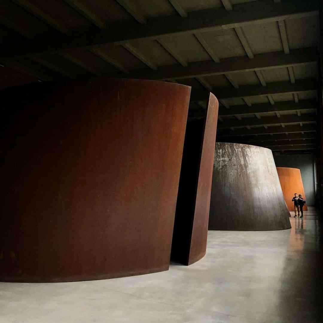 Richard Serra, Dia Art Foundation,