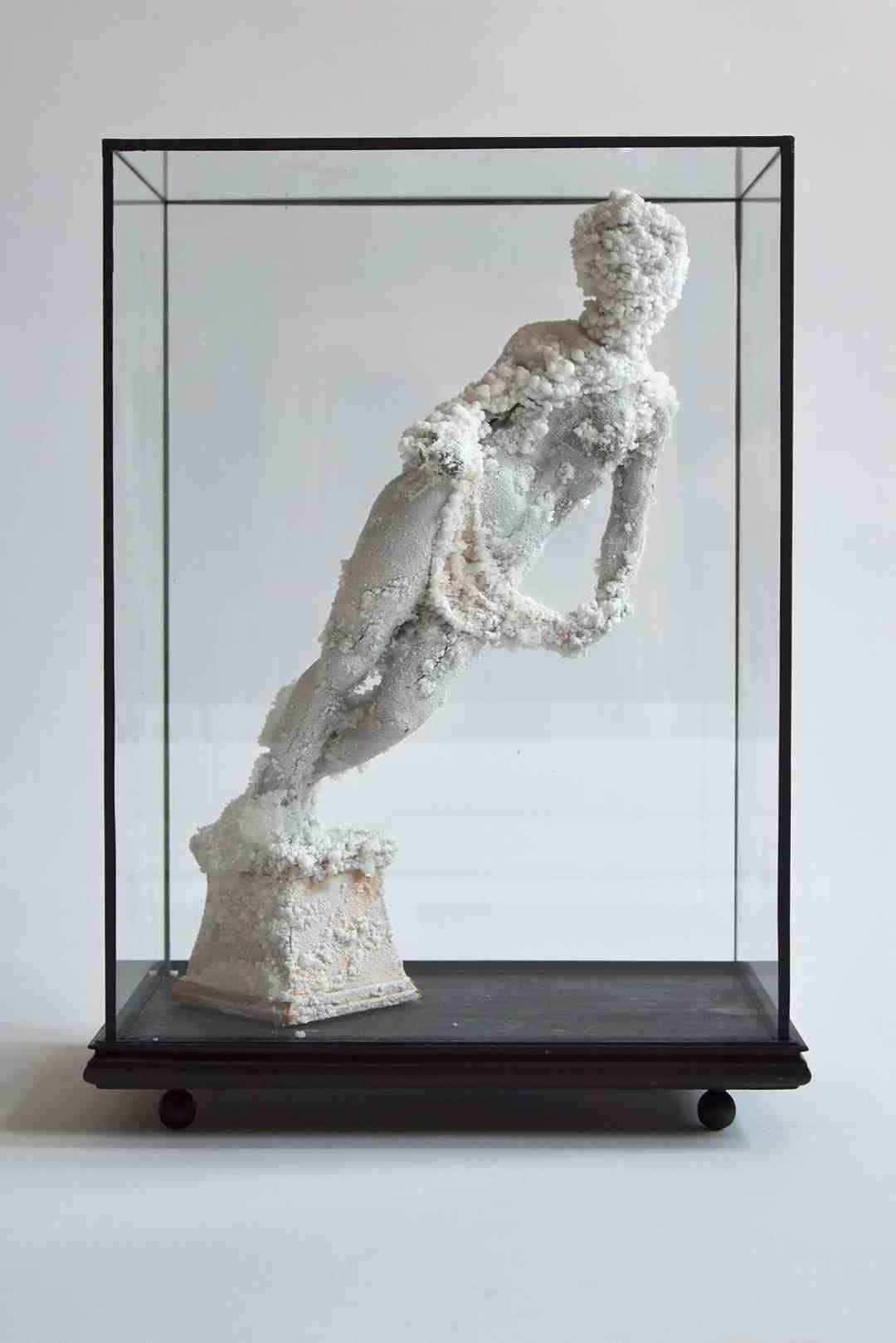 Wojciech Ireneusz Sobczak, Lukrecja from the Laborathory series, 2018, sculpture