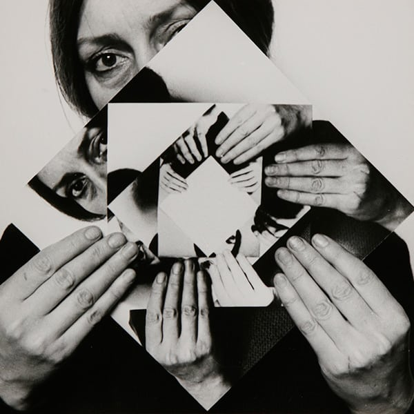 Dóra Maurer -Seven Rotations 1 – 6, 1979