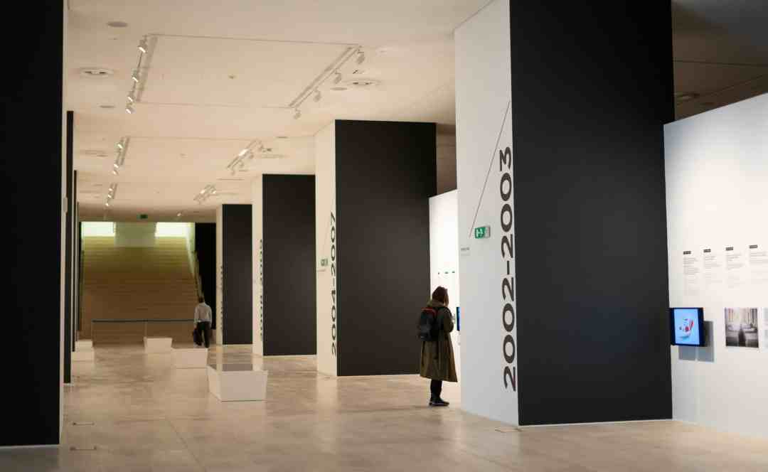 the National Museum of Contemporary Art Athens (EMST), photo Katerina Paraskeva