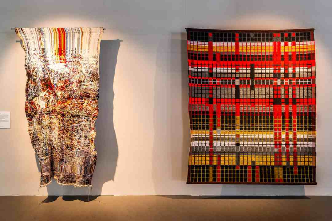 16 th International Triennial of Tapestry, Łódź 2019, photo: Norbert Piwowarczyk © Central Museum of Textiles in Łódź