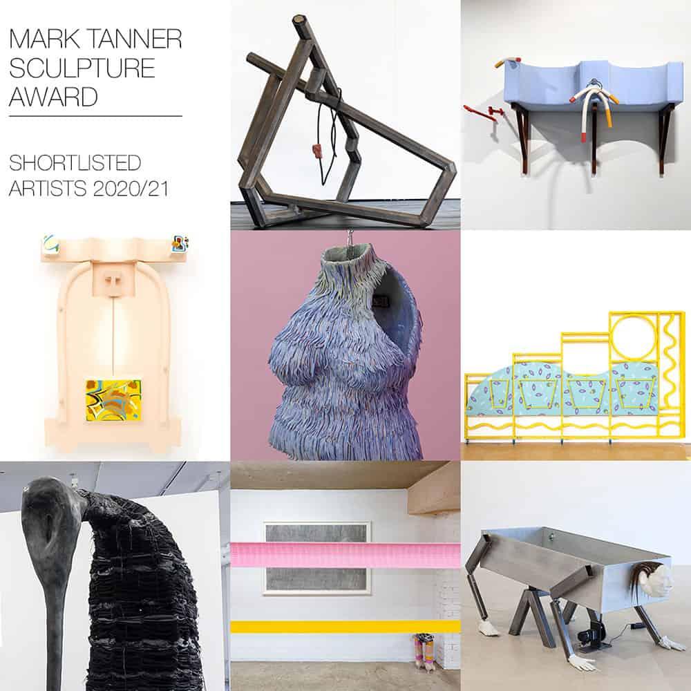 mark tanner sculpture award