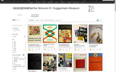 7 WEBSITES FOR INSPIRING ART E-BOOK