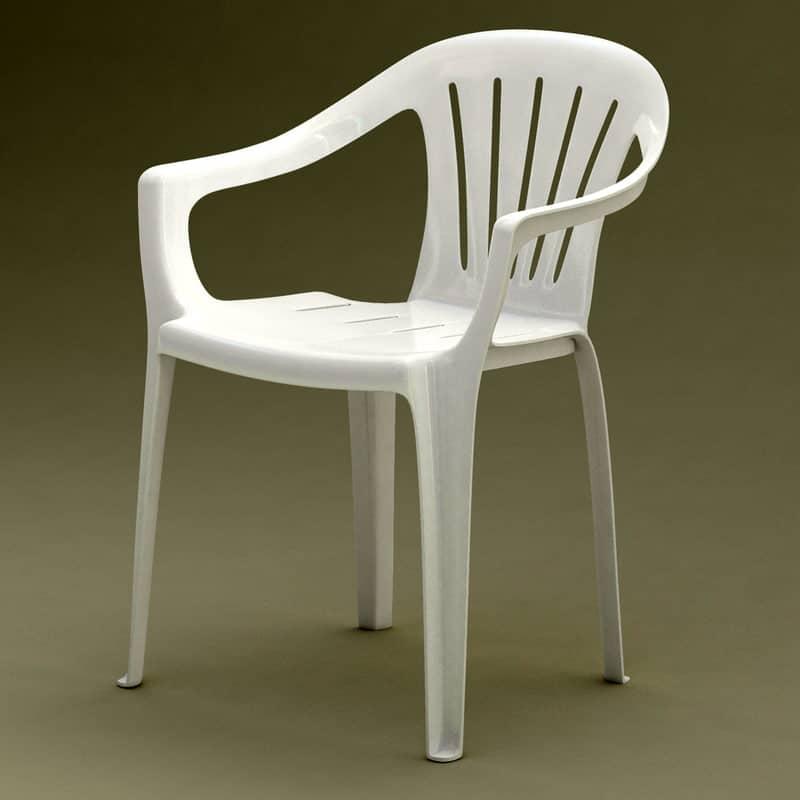 Monobloc Chair, D.C. Simpson, 1946