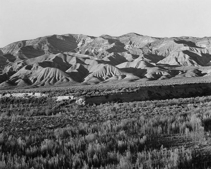 California desert mountains San Luis Obispo County Feb 1937 The Dorothea Lange Collection
