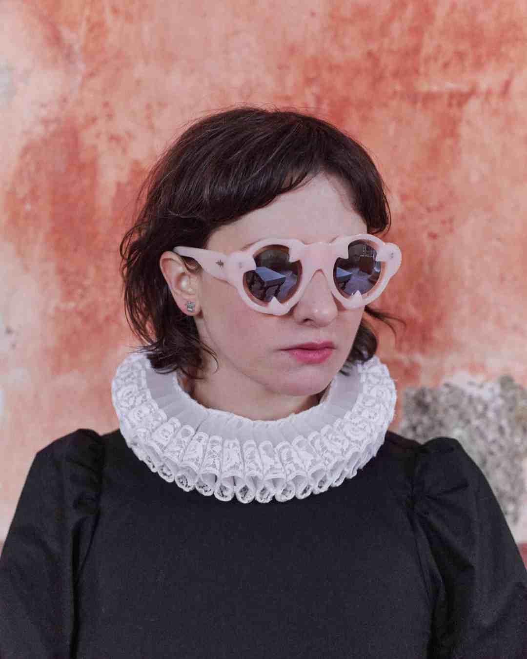 model: Tereza Rozalie Kladosova, Photography copyright Vojta Veskrna
