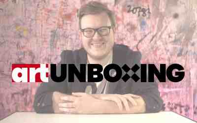 THE #artUNBOXING EXHIBITION OR HOW TO UNBOX A WORK OF ART