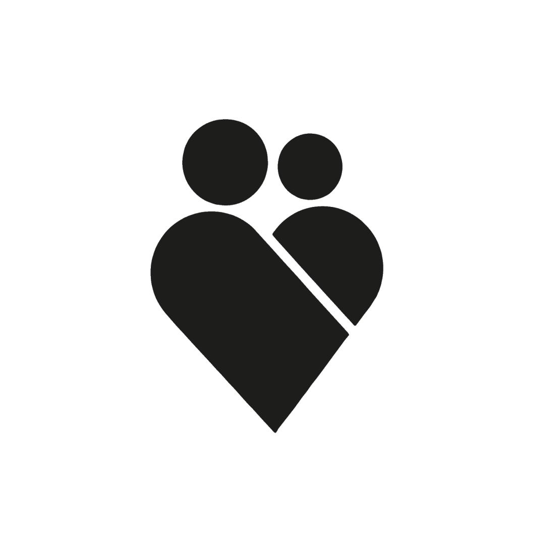 """Karol Śliwka – logos """"Instytut Matki i Dziecka"""". Image source: Fundacja Karola Śliwki. Courtesy of the curatorial team"""