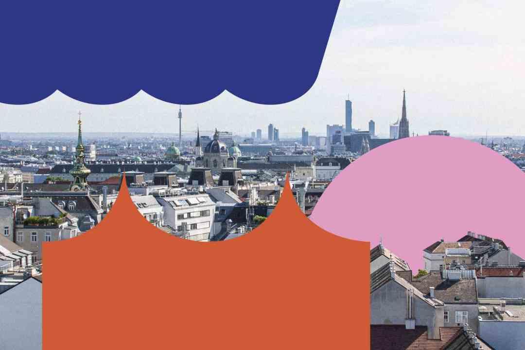 Festival Campaign 2020 (Copyright © Bueronardin, Vienna Design Week)