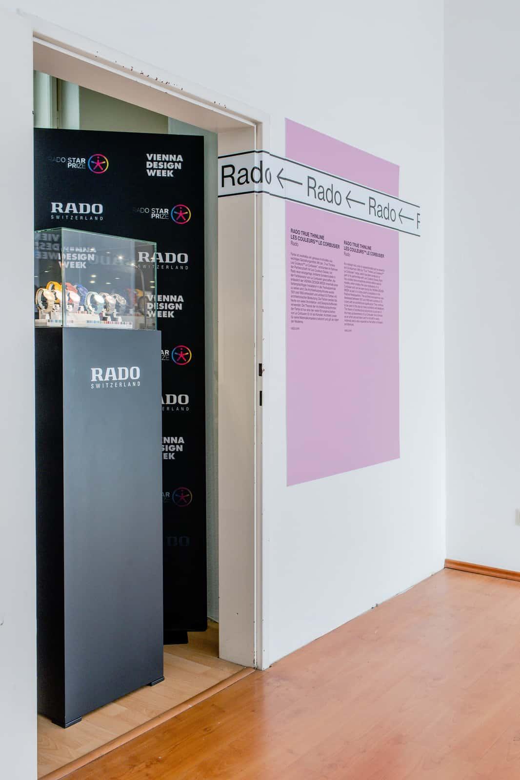 Rado - RADO TRUE THINLINE (Copyright VIENNA DESIGN WEEK - Kramar - Kollektiv Fischka, Vienna Design Week)