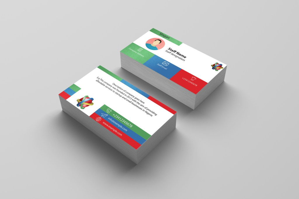 Logo & Business Card Designs in Nigeria - Contemporary Media Solutions