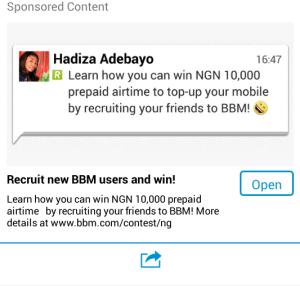 BBM Ads