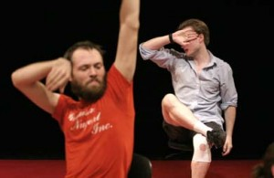 Poetics: a ballet brut