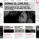 Featured: Digicult Online/Offline Italian Platform (Milan, Italy)