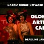 Opportunities: Nordic Fringe Network – Global Artist Call (Scandinavia) Deadline – Deadline Jan 6th 2020