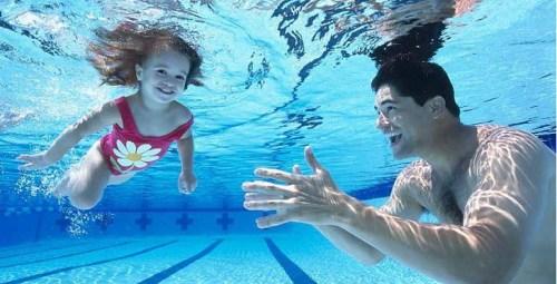 under water pool liner