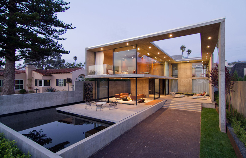 Which Concrete House Is Your Favorite