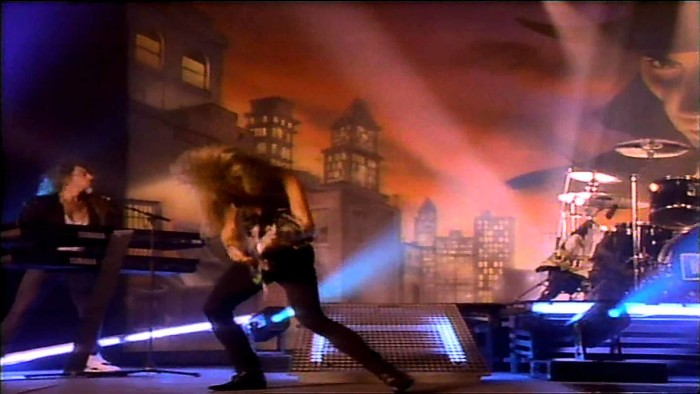 Contemptor's Late-Night Crappy '80s Hair Metal Video: Naughty Naughty By Danger Danger
