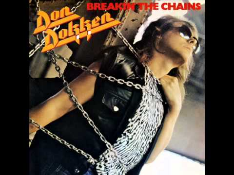 Contemptor's Late-Night Crappy '80s Hair Metal Video: Breaking The Chains By Dokken