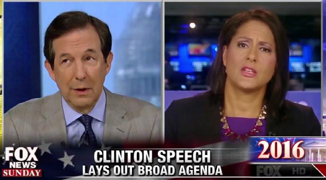 Oh My God Karen Finney Is An Absolute Trainwreck As Hillary Clinton's Spokesperson